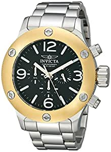 Invicta Men's 18584 Russian Diver Analog Display Japanese Quartz Silver Watch
