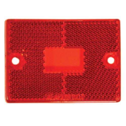 - Blazer International Trailer & Towing Accessories Blazer B9423R Replacement Marker Lens - Red