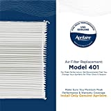Aprilaire 401 Replacement Filter for Aprilaire