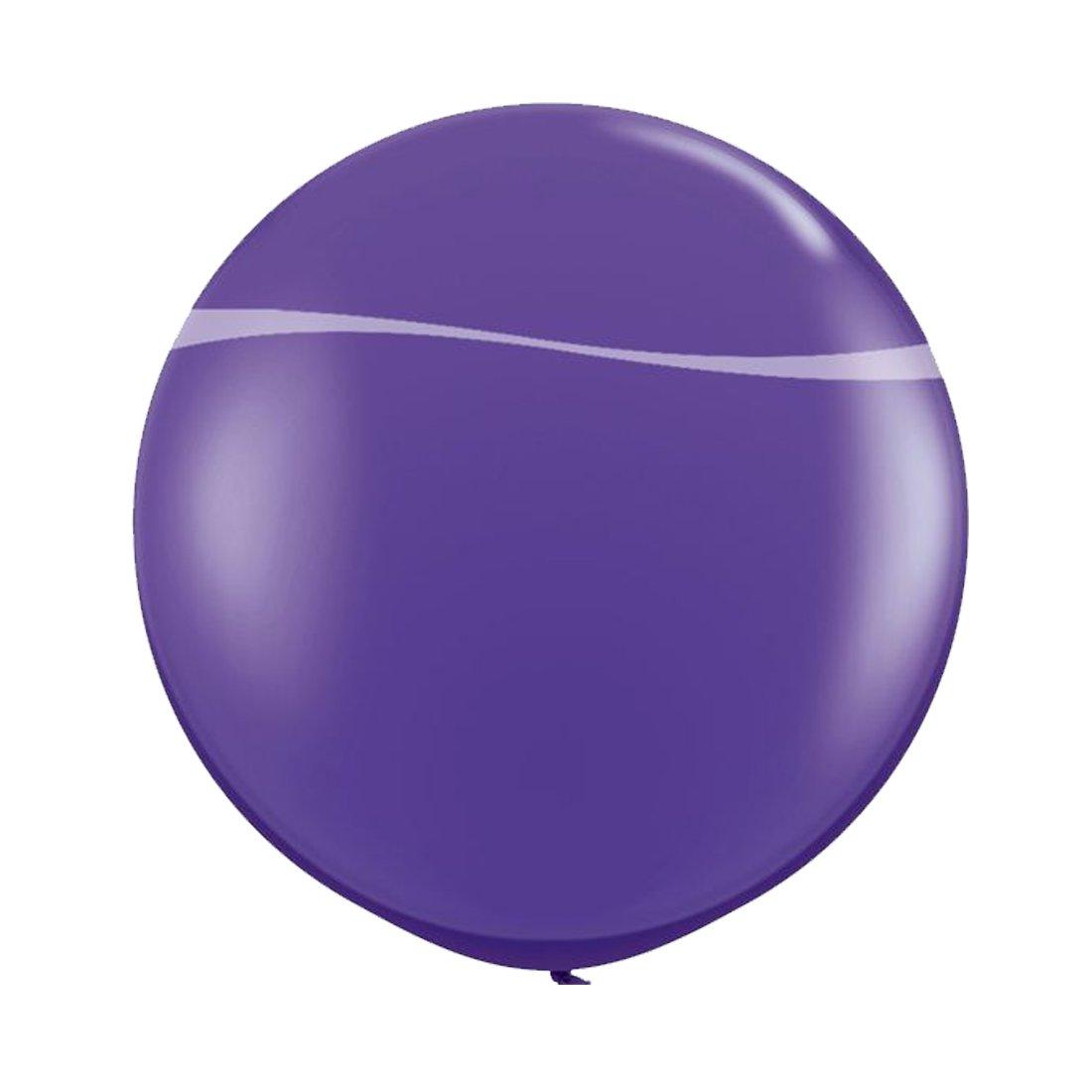 NET TOYS Globo Gigante 90cm - Violeta | Globo de Cumpleaños ...