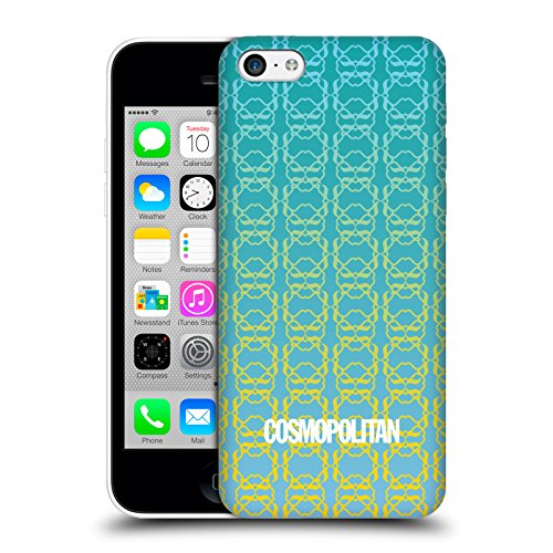 Official Cosmopolitan Ombre 2 Fun Summer Hard Back Case for Apple iPhone 5c