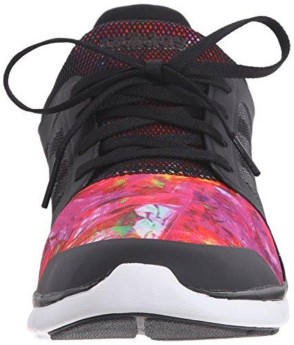 Adidas Neo Kvinders Cloudfoam Xpression Afslappet Sneaker Multi Farve / Sort zGRJnOsl