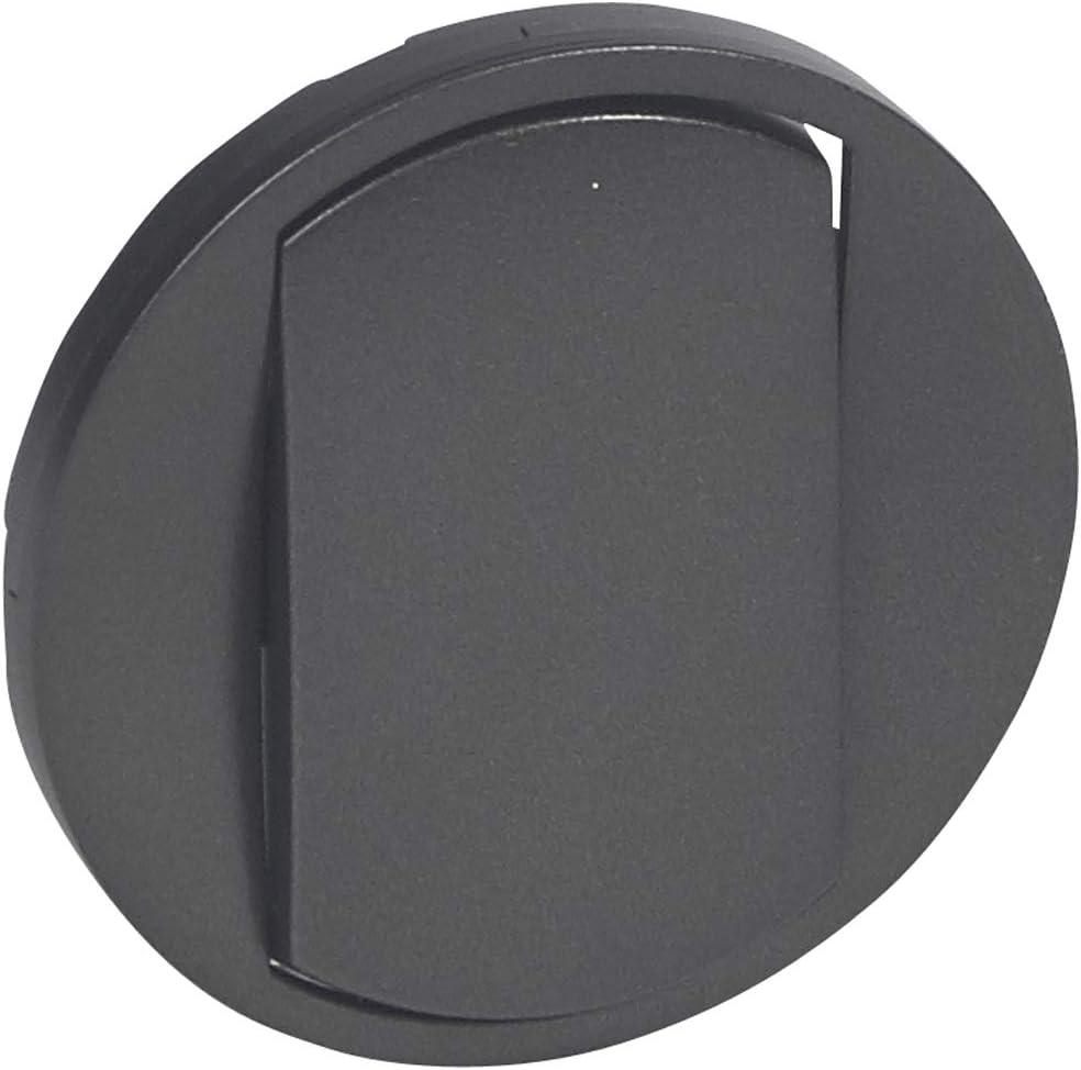 enjoliveur graphite legrand c/éliane doigt large simple commande