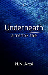 Underneath by M.N. Arzu ebook deal