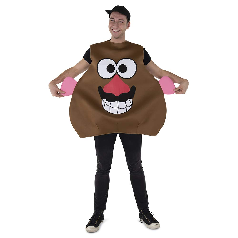 Mr. Potato Costume for Adults