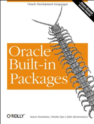 Oracle Built-in Packages: Oracle Development Languages by O'Reilly Media