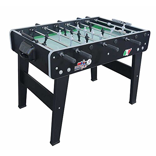 Roberto Sport Scout International Black Foosball Table by Roberto Sport
