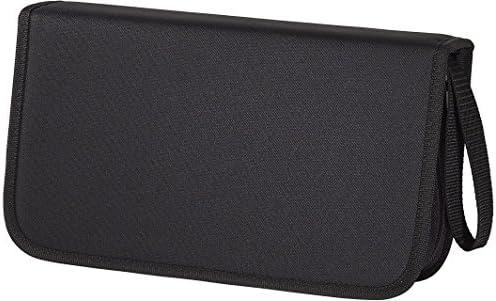 Amazon.com: Hama CD Wallet Nylon para 104 Discos Negro ...