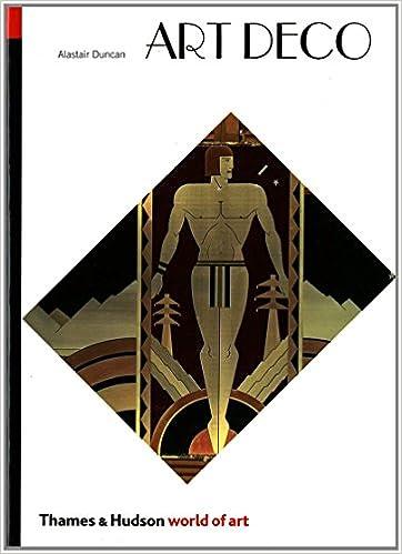 Art Deco (World of Art): Amazon.co.uk: Alastair Duncan ...