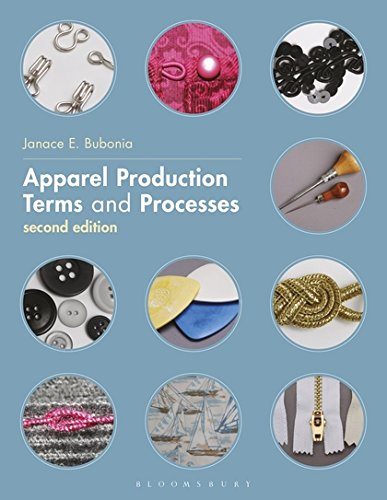 Apparel Production Terms and Processes: Studio Instant Access