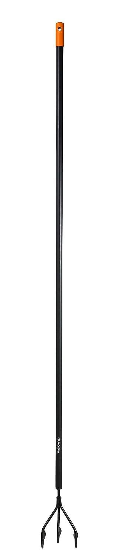 Pr/éparation et entretien du sol Fiskars Cultivateur Longueur: 167 cm 1016034 Noir//Orange Solid Largeur: 12 cm