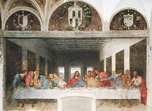 """Clementoni - Puzzle 2.000 piezas Leonardo: """"La Última Cena"""" 32546.7"""