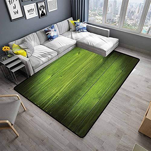 Forest Green,Office Chair Floor Mat Foot Pad 80