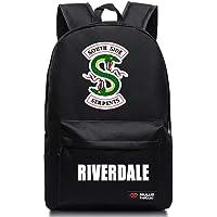 Riverdale Fans Backpack Laptop Backpack Cool Bag for Teenagers, Travel Bag, Work Bag, School Bag