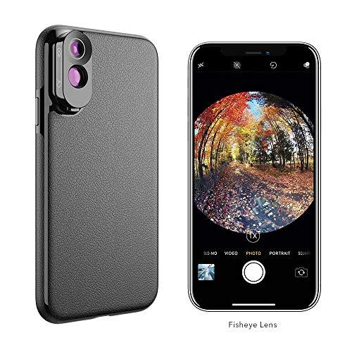 Apexel Fisheye Telephoto Magnetic iPhone product image