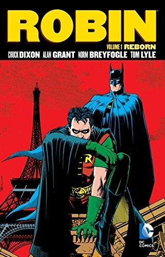 Robin Vol. 1: Reborn (Batman And Robin Death Of The Family)