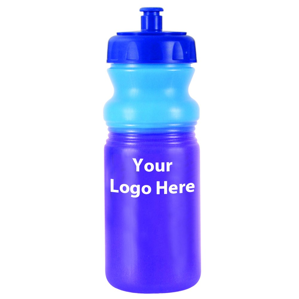Mood 20 Oz. Cycle Bottle - 100 Quantity - $1.70 Each - PROMOTIONAL PRODUCT / BULK / BRANDED with YOUR LOGO / CUSTOMIZED by Sunrise Identity (Image #1)