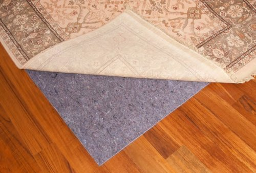 CraftRugs Premium Grip Plus Non-Slip Rug Pad, 8' x 11', Blue by CraftRugs