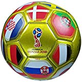 FIFA Official Russia 2018 World Cup Official Licensed Size 5 Ball 05-4