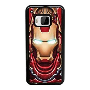 HTC One M9 Cell Phone Case Iron Man KG4488921