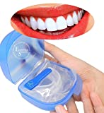 Best Dental Night Protector - No More Teeth Grinding Guards - Mouth Guard Grind - Sleep Device Start Sleeping Better Today ( Size: Medium )
