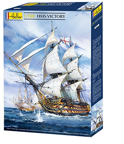 Heller HMS Victory Boat Model Building Kit