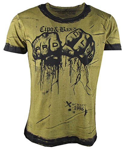 Hard Club 1996 Shirt - mustard