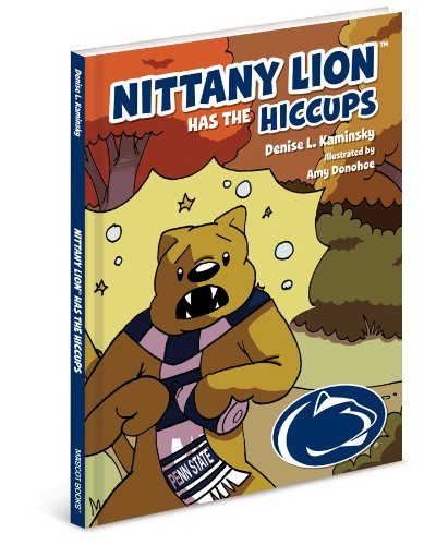 Nittany Lion Store - Nittany Lion Has the Hiccups