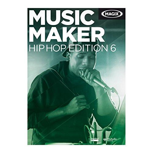 MAGIX Music Maker Hip Hop Edition 6 [Download]