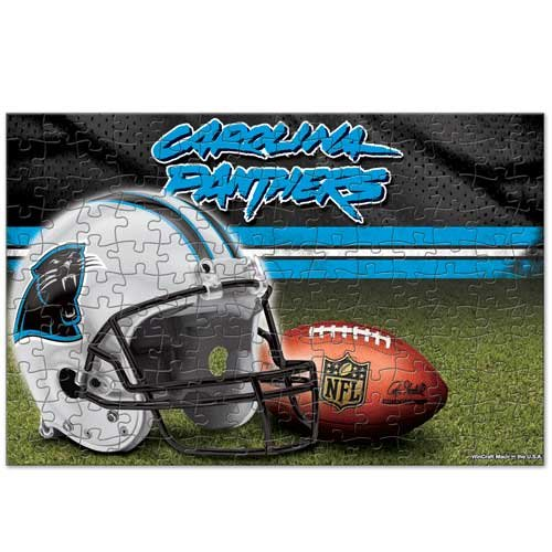 Wincraft NFL Carolina Panthers Puzzle in Box (150 Piece)
