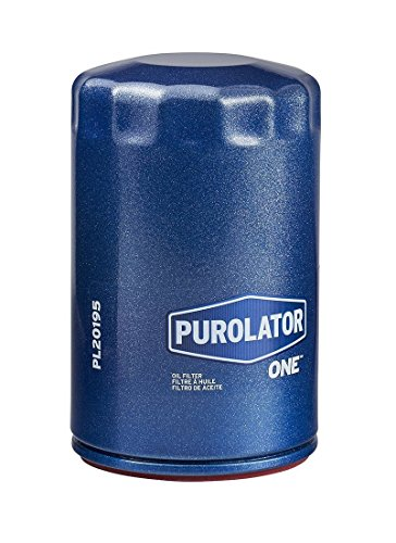 Purolator PL20195 PurolatorONE Oil Filter (Pack of 2)