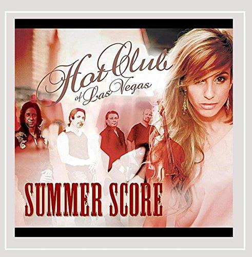 Hot Club of Las Vegas - Summer Score (CD)
