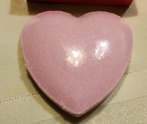 Avon Bath Heart Fizzy