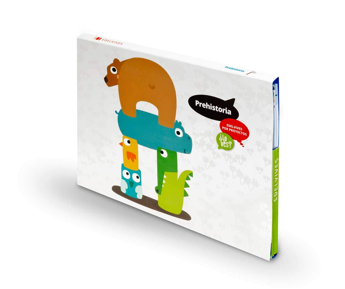 Prehistoria Infantil 2º Ciclo ¿Lo ves? - 9788426391858: Amazon.es ...
