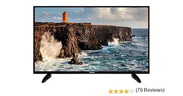 Televisor Telefunken, 43 pulgadas: Amazon.es: Electrónica