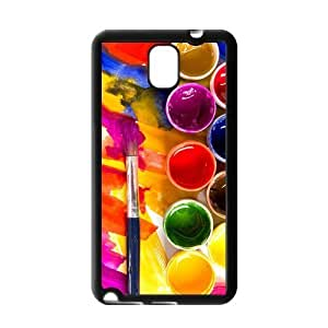 Colorful Saucepan Art Black For Case Iphone 4/4S Cover with Best Plastic ALL MY DREAMS