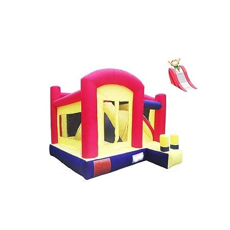 DorisAA-Toys Castillo Hinchable Inflable Casa Castillo del ...