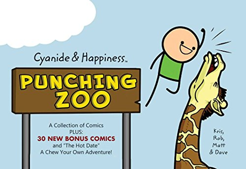 Cyanide and Happiness: Punching Zoo (Cyanide & (Stick Figure Comics)