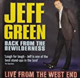 Live 2003 - Back from the Wilderness by Jeff Green