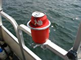 Extreme Marine Products Arnall's Pontoon/Deck Boat Cup Holder