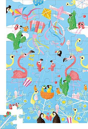 Krooom Kites in The Sky Puzzle (45 Piece)