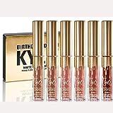 Fashion KYLIE Birthday Edition Matte Liquid Litpstick