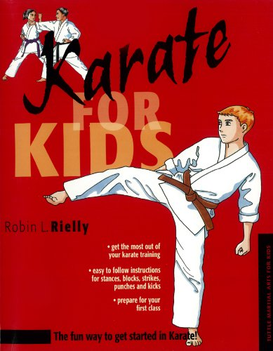 Karate for Kids (Martial Arts For -