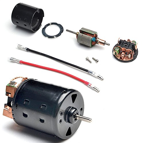 540 Modified Brushed Motor 35T Tuned Machine for Axial RC4WD HSP Scx10 Wraith Rock Crawler Rc4wd D90 D110 TF2 90035 90027 90046 90047 (Crawler Rock 55t)
