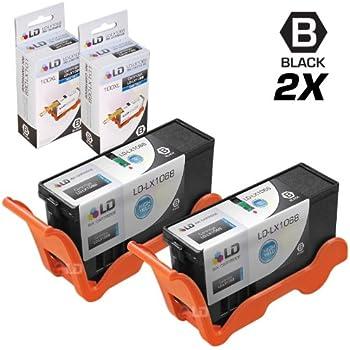 12 Pack Lexmark 100XL 105XL 108XL 100 XL Compatible Ink Cartridge Lexmark 100XL