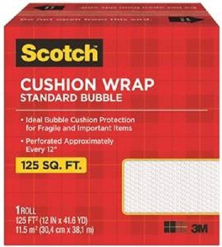 Scotch Cushion Wrap 7962, 12 Inches x 125 Feet (Scotch Cushion Wrap)