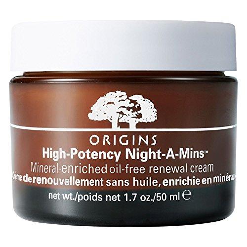 Origins Night-A-Mins® Crease Release Oil-Free Moisturiser 50ml