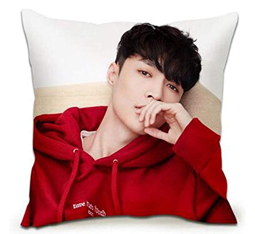 Z&T Exo Lay - Almohada de Doble Cara: Amazon.es: Hogar