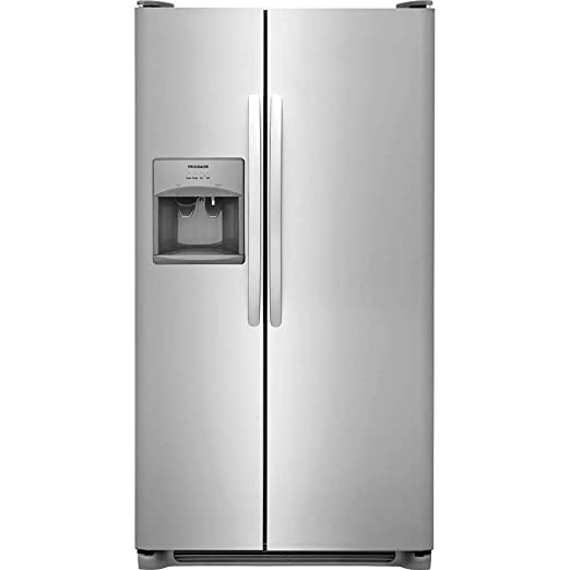 Amazon.com: Frigidaire FFSS2315TS - Refrigerador lateral de ...