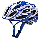Kali Protectives Maraka Bike Helmet (Zone Blue – S/M) Review